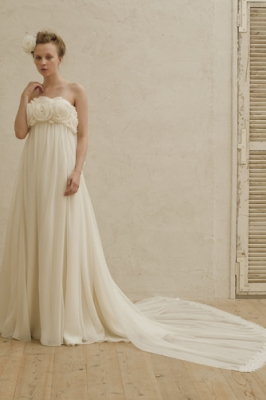 8007 WEDDINGDRESS KUROE 写真画像