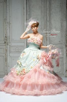 神田うのプロデュースドレス ...