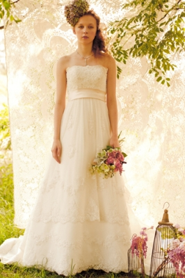 1005 WEDDINGDRESS KUROE 写真画像