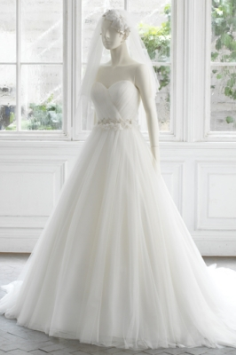 1320 WEDDINGDRESS KUROE 写真画像